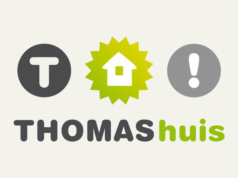 Persbelangstelling voor de Thomashuizen