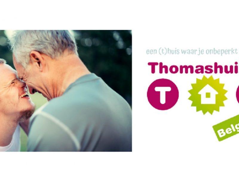 Bouw eerste Thomashuis van België komt dichterbij